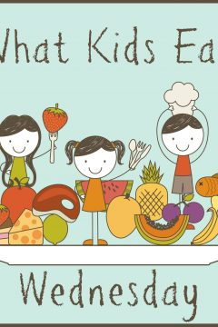 Fun Food With Faces (WKEW 32)