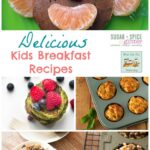Delicious Kids Breakfast Recipes (WKEW #35)
