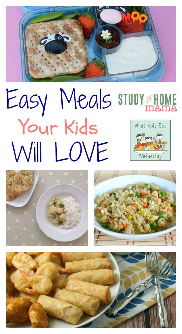 Easy Meals Your Kids Will LOVE Sugar Spice And Glitter