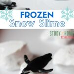 Frozen Snow Slime