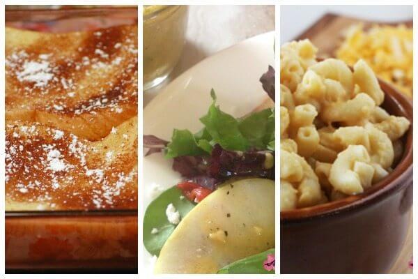 Sautrday Meal Plan Week 7