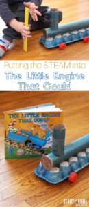 The Little Engine That Could Train Craft