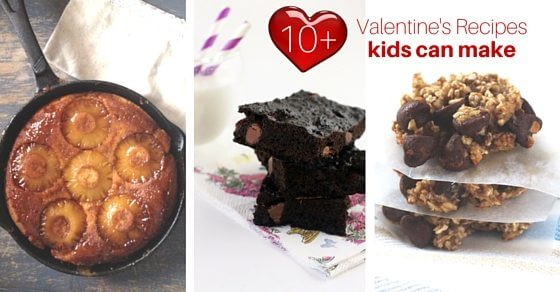 valentine's recipe fb