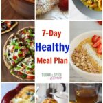 7 Day Healthy Meal Plan 10