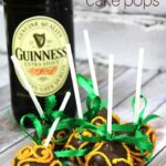 Guinness Chocolate Cake Pops