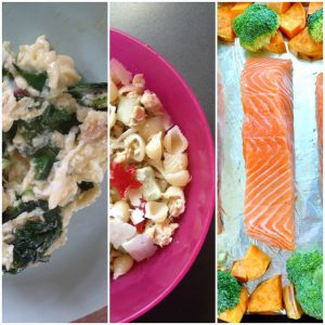 Daily meal plans for this week's edition to the healthy meal plan series on Sugar, Spice & Glitter.