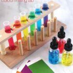 Rainbow Colour Mixing Lab