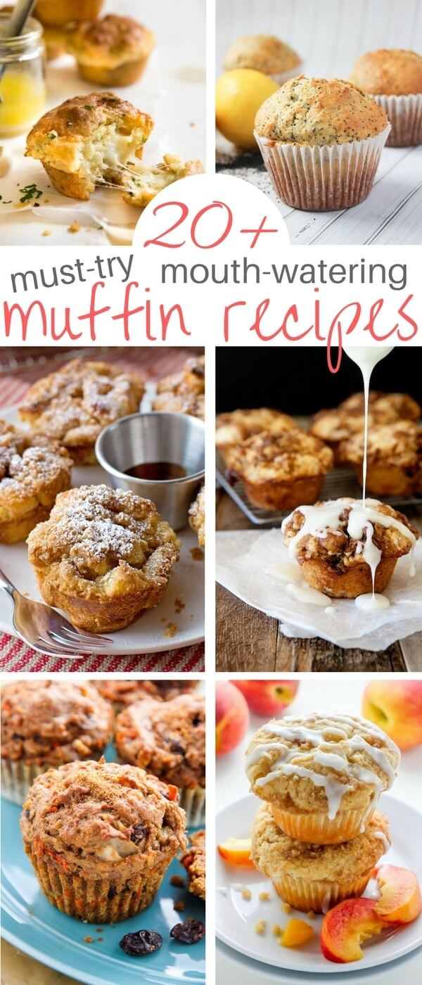 20 Yummy Muffins For Kids Sugar Spice And Glitter