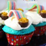 Kids' Kitchen: Over the Rainbow Cupcakes