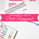 Debt Repayment Printables