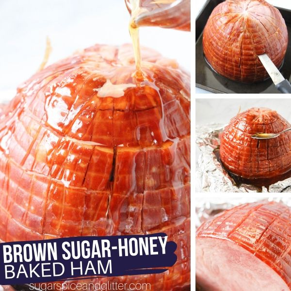 How to make the best oven baked ham recipe