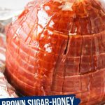 Honey-Caramel Ham Recipe