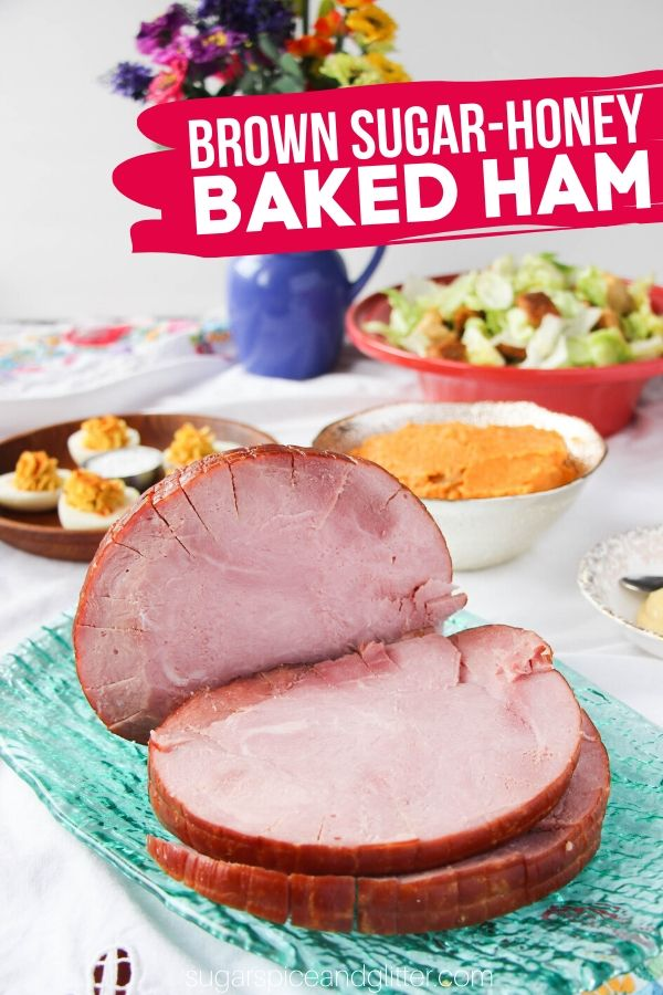Everything you need to make the perfect holiday spread - from a delicious oven-baked ham to all of your favorite Easter side dishes