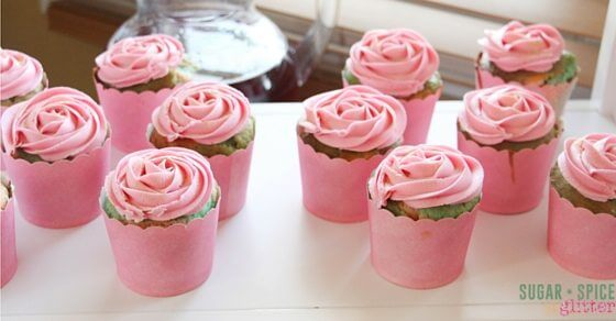 kids kitchen princess cupcakes (3)