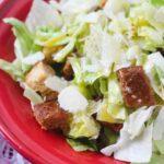 Mayo-free Caesar Salad Recipe