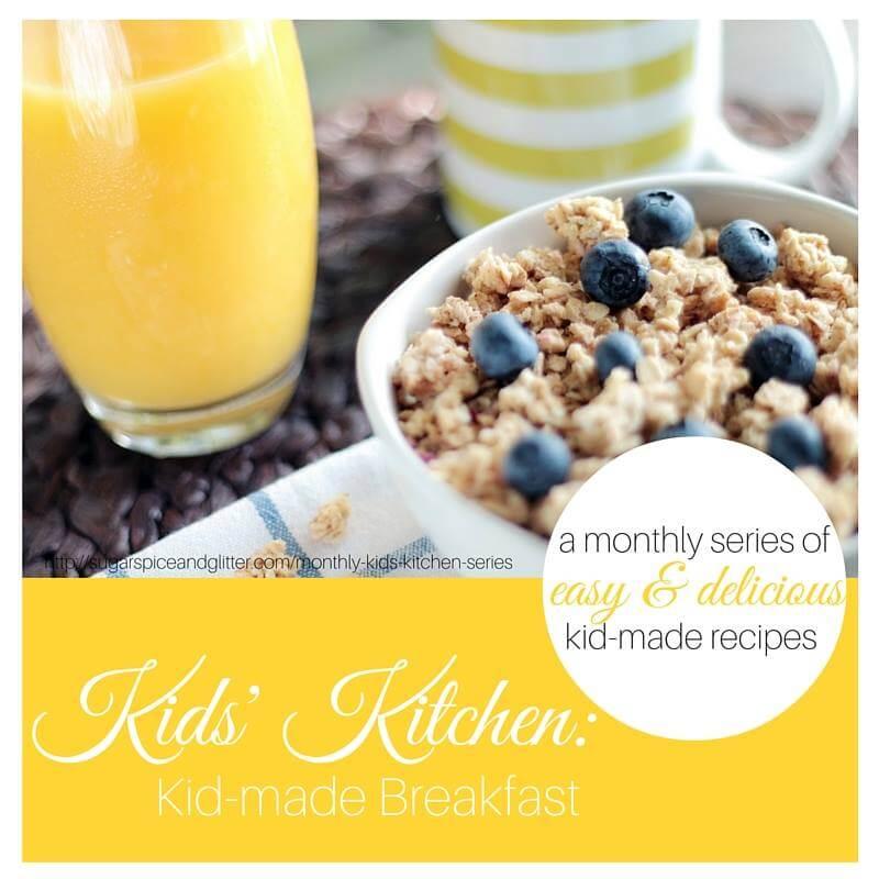 Kids' Kitchen: Kid-made Breakfasts