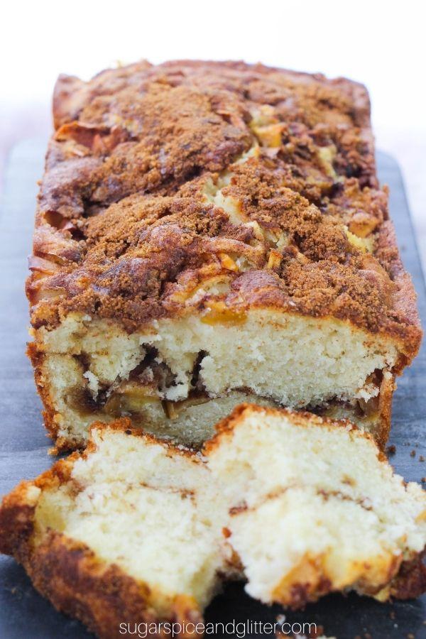 Apple Breakfast Loaf Recipe