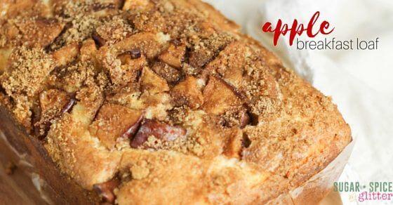 apple breakfast loaf