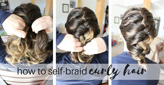 how to self-braid