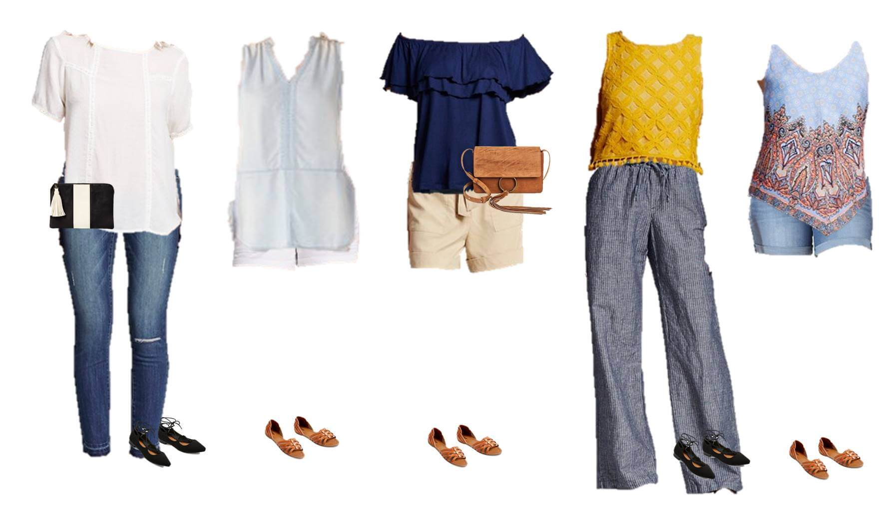 5.10 Mix and Match Fashion - Target Summer Styles 11-15