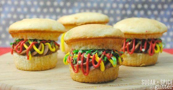 burger cupcakes (4)