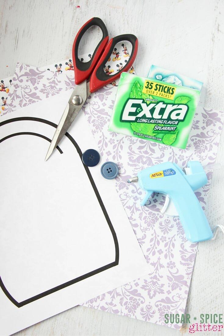 free printable purse template