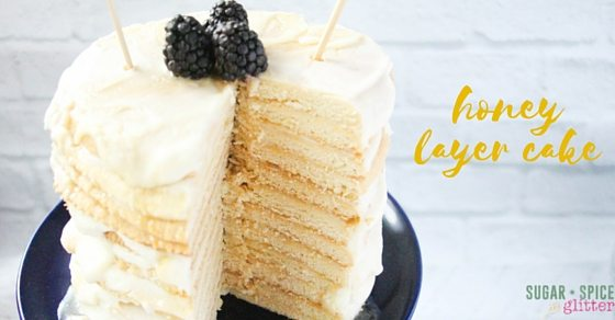 honeylayer cake