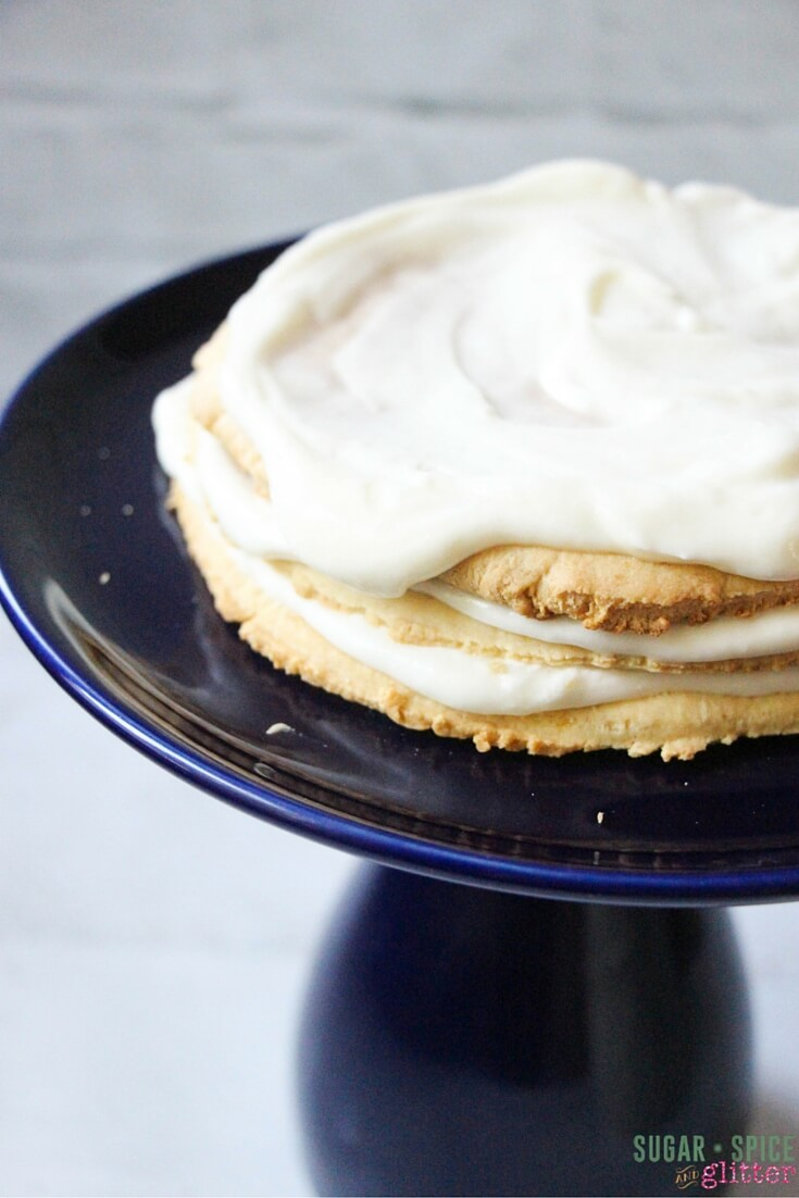 What Can I Substitute For Sour Cream In A Cake