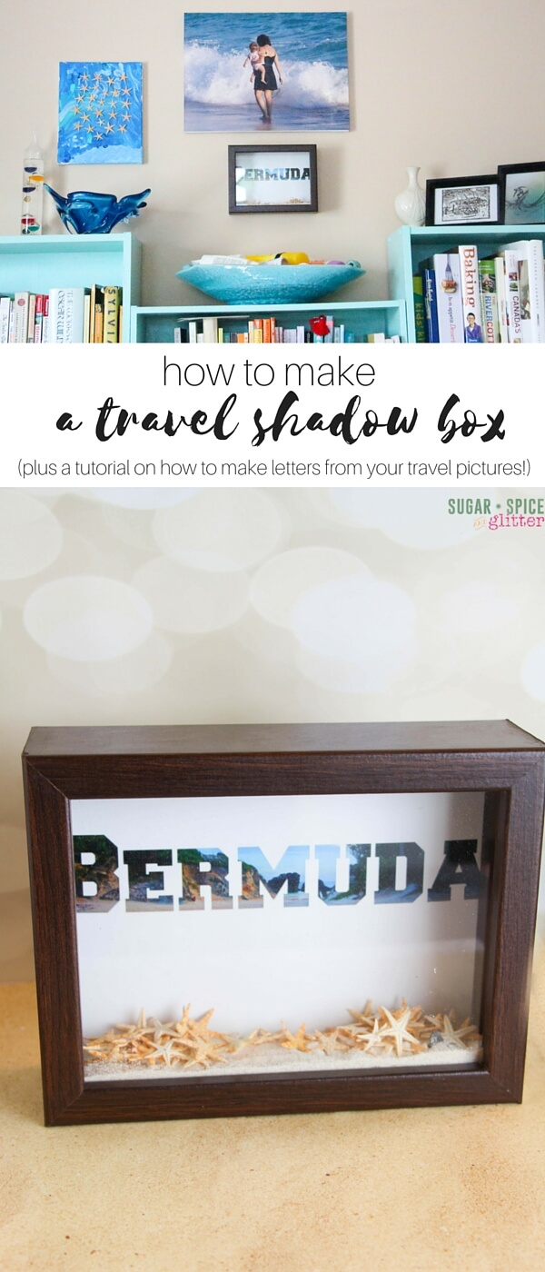 how to make a travel shadow box (1)