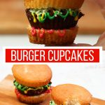 Kids' Kitchen: Burger Cupcakes (with Video)
