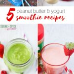 5 Peanut Butter Smoothie Recipes