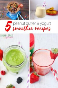PB smoothie recipes