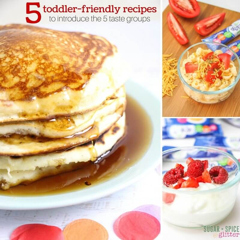 toddler-friendly recipes