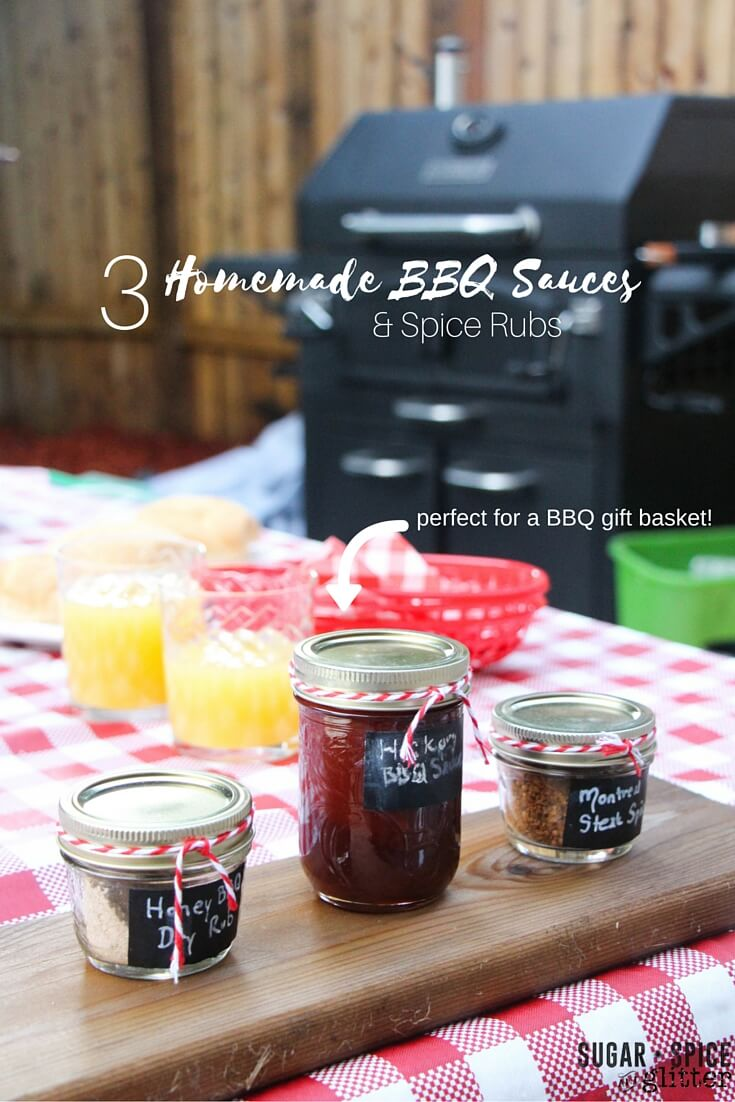 Homemade BBQ Sauces