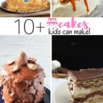 10+ Cakes Kids Can Make
