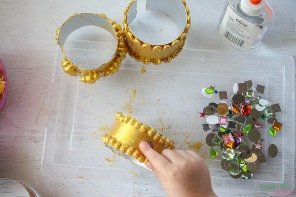 how to make a princess bangle bracelet (1)