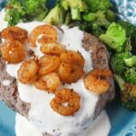 Parmesan Steak n' Shrimp Recipe