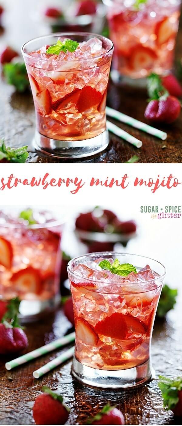 strawberry mint mojito (2)