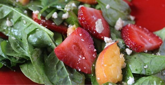 strawberry salad recipe (1)