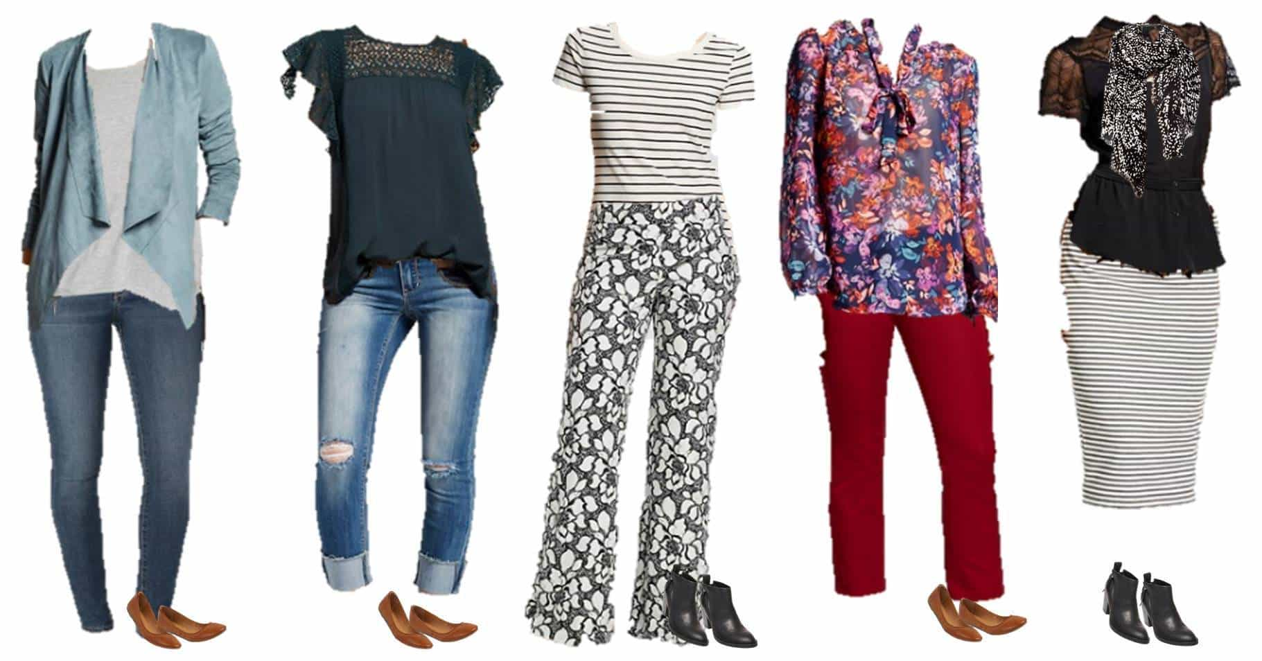 8.2 Mix and Match Fashion - Fall Styles from Target 1-5