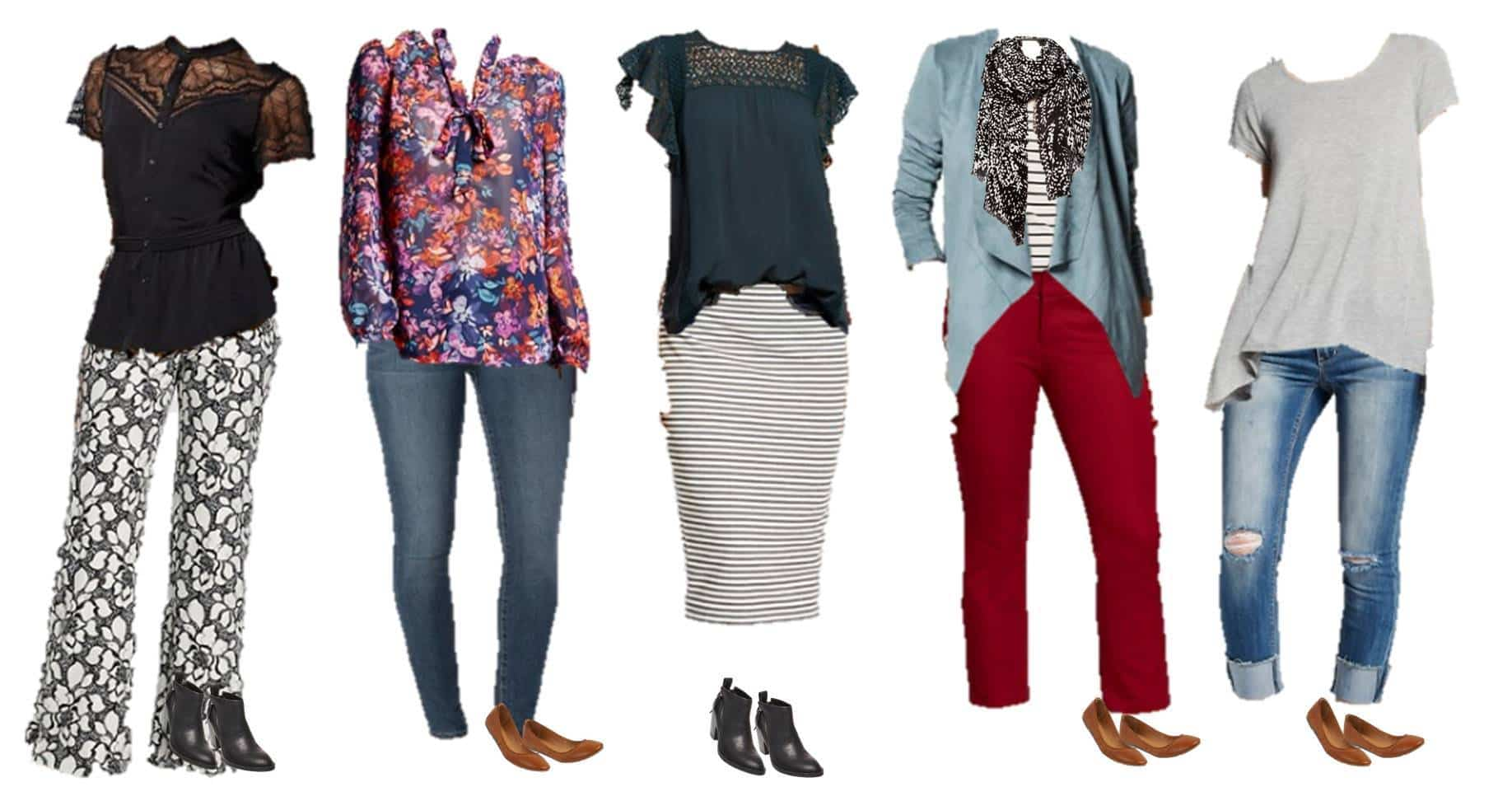 8.2 Mix and Match Fashion - Fall Styles from Target 11-15
