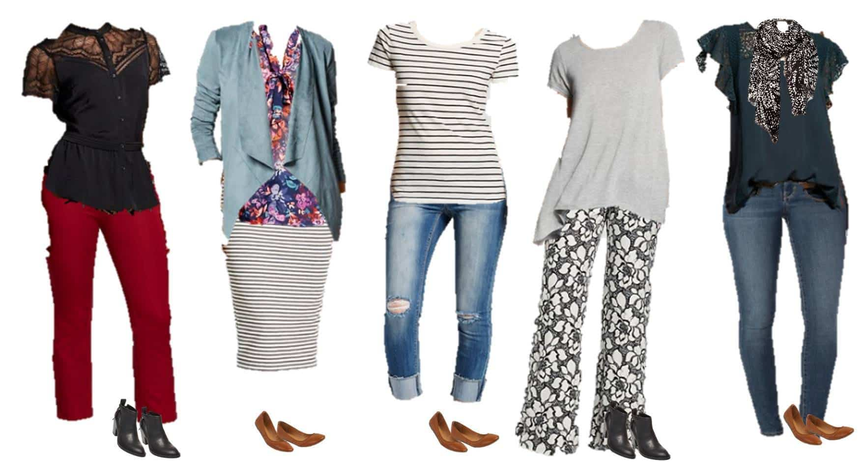 8.2 Mix and Match Fashion - Fall Styles from Target 6-10