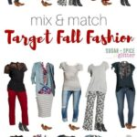 Mix & Match Target Fall Fashion