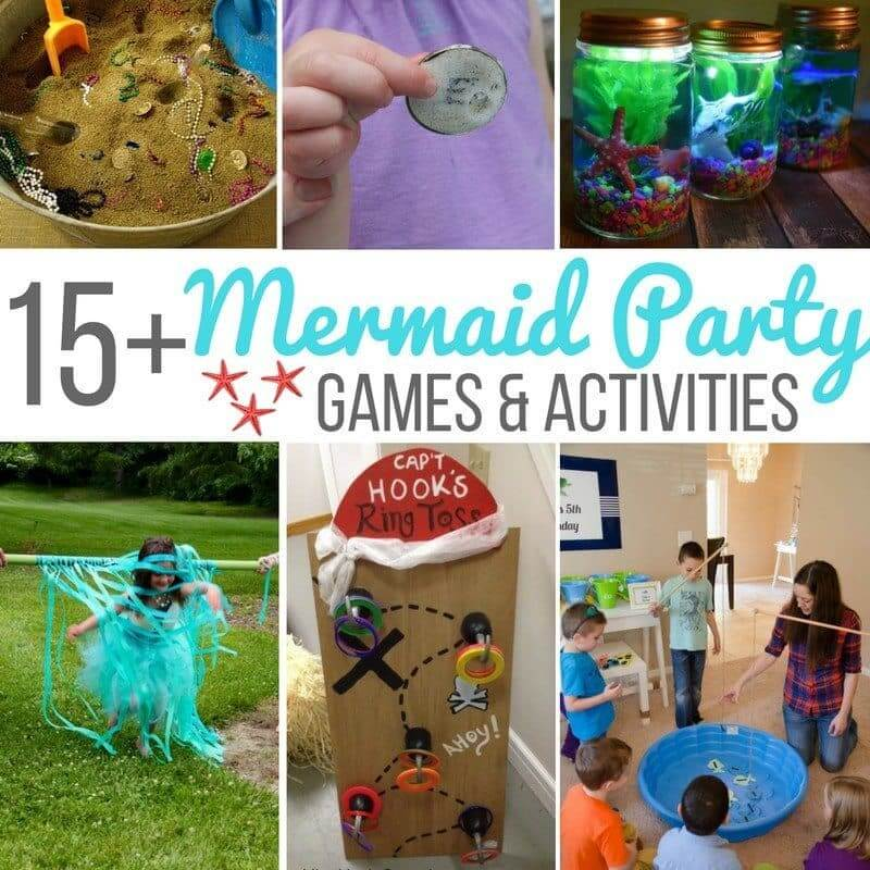 Little Mermaid Craft Activities