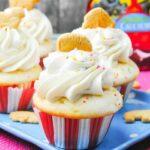 Dumbo's Circus Cupcakes