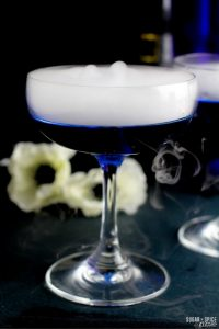 Color changing martini