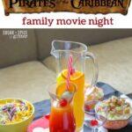 Pirates of the Caribbean Movie Night