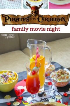 Pirates of the Caribbean Movie Night
