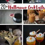 20+ Halloween Cocktails