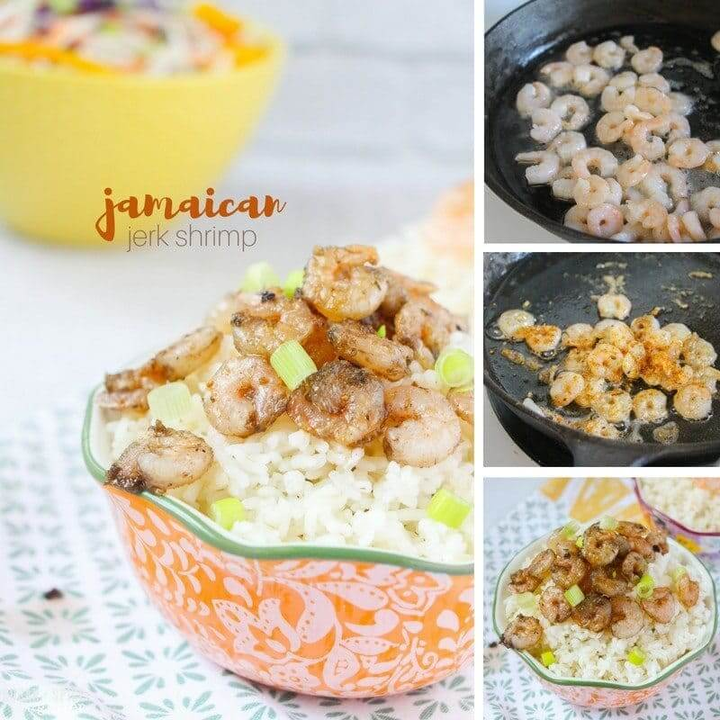 How to make an authentic Jamaican jerk shrimp - with the proper seasonings and side dishes, too